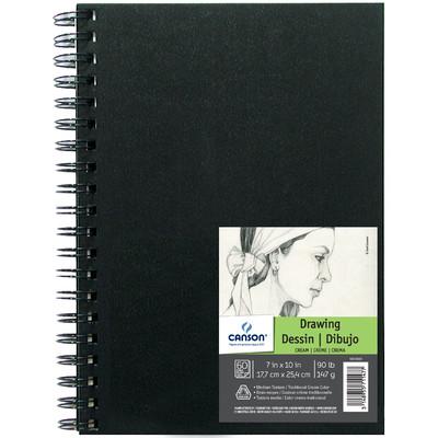 """Field Drawing Art Book, 7"""" x 10"""""""