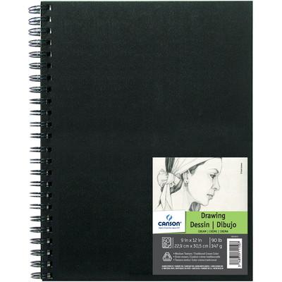 """Field Drawing Art Book, 9"""" x 12"""""""