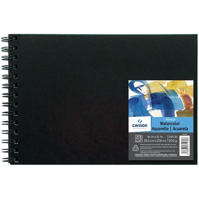 "Montval Field Watercolor Art Book, 14"" x 11"""
