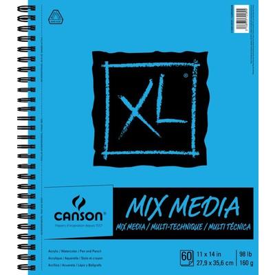 """XL Mix Media Pad, 11"""" x 14"""""""