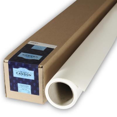 "Heritage L'Aquarelle Paper Roll, Rough - 60"" x 5 yds"
