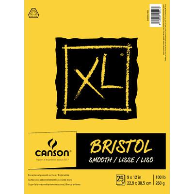 """XL Bristol Pad, Smooth - 9"""" x 12"""""""