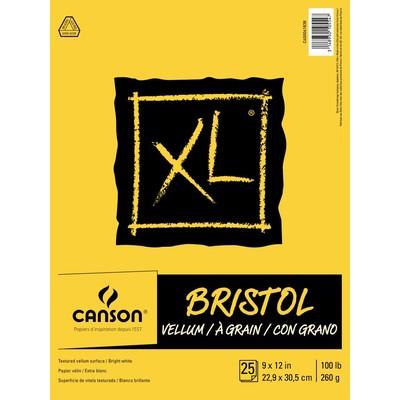 """XL Bristol Pad, Vellum - 9"""" x 12"""""""