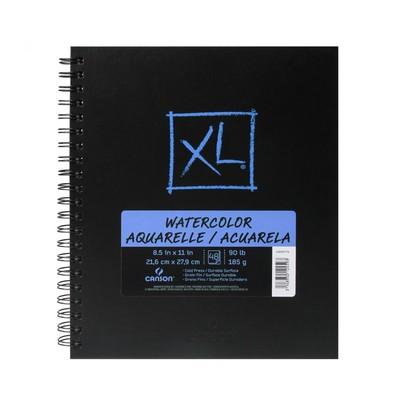 "XL Watercolor Book, 8.5"" x 11"""