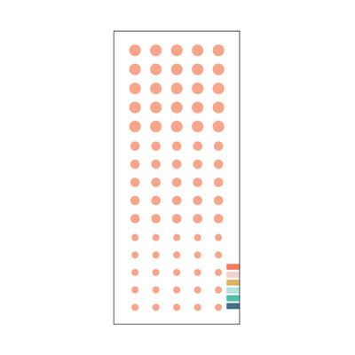 Enamel Dots, Grapefruit