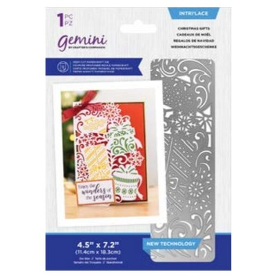 Gemini Intri'lace Die, Christmas Gifts