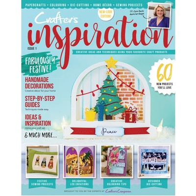 Crafter's Inspiration Magazine,  Issue 1