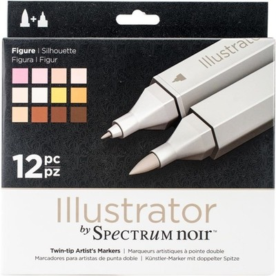Illustrator, 12pc - Figure