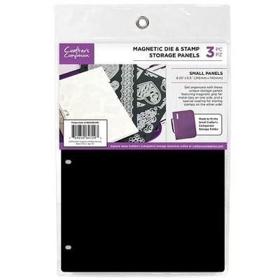 Storage Panels, Magnetic Die & Stamp - 8.25X5.5 (3pk)