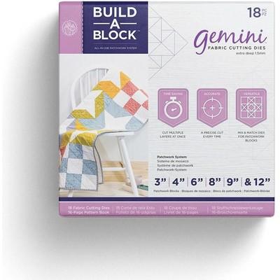 Gemini Build-a-Block, Patchwork System