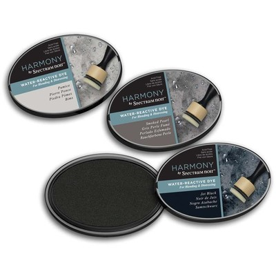 Harmony Water Reactive Ink Pad, Warm Neutrals (3pc)