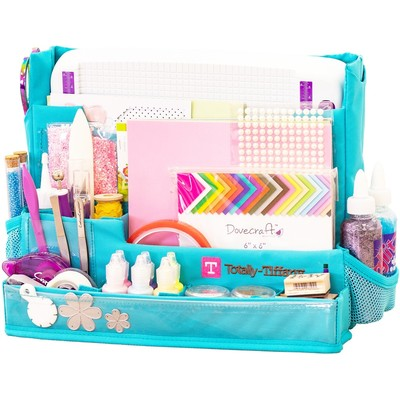 Craft & Carry Workstation, Turquoise
