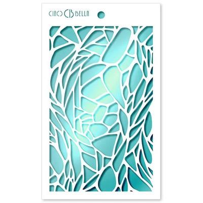 Texture Stencil, Tiffany