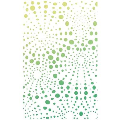Texture Stencil, Radial