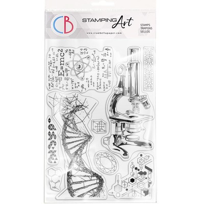 Clear Stamp, Sign of the Times - Science