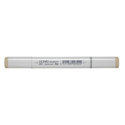 Sketch Marker, Dull Ivory