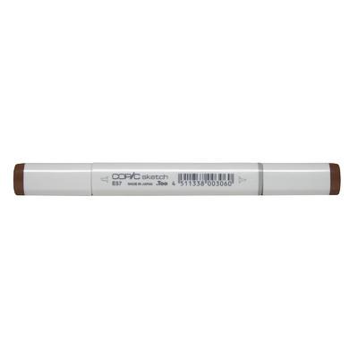 Sketch Marker, Light Walnut
