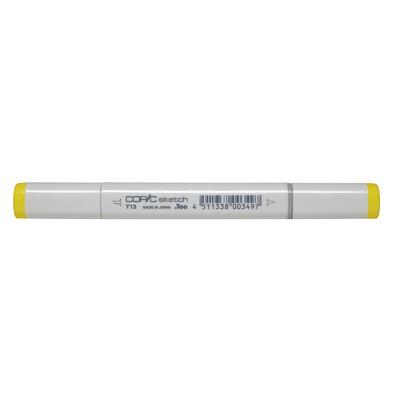 Sketch Marker, Lemon Yellow