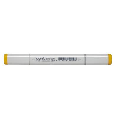 Sketch Marker, Napoli Yellow