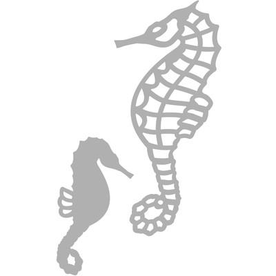 Mini Die, Seahorses (2pc)