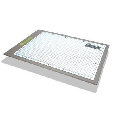 CutterPillar Glow Premium Glass Mat