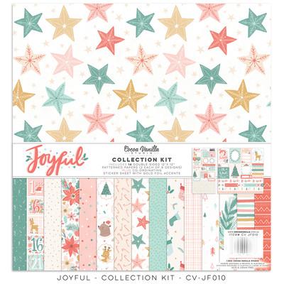 12X12 Collection Kit, Joyful