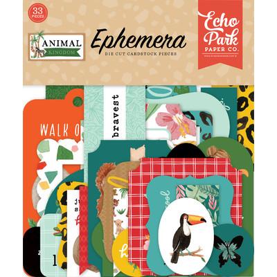 Ephemera, Animal Kingdom