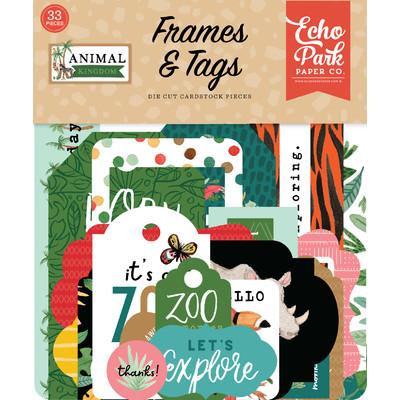 Frames & Tags, Animal Kingdom