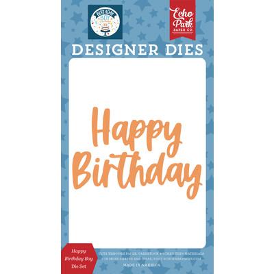 Die, Birthday Boy - Happy Birthday Boy