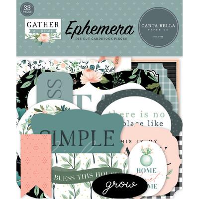 Ephemera, Gather at Home