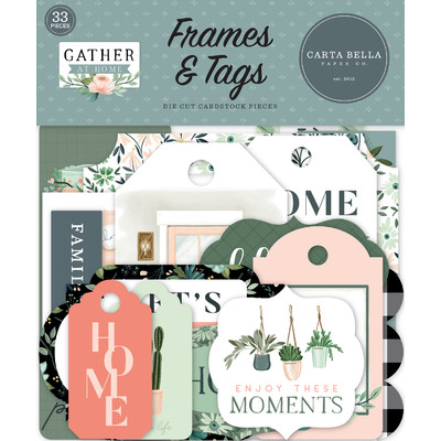 Frames & Tags, Gather at Home