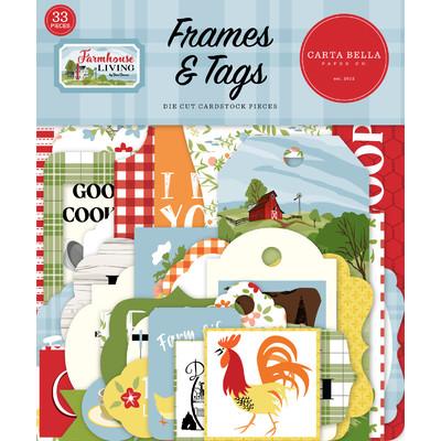 Frames & Tags, Farmhouse Living