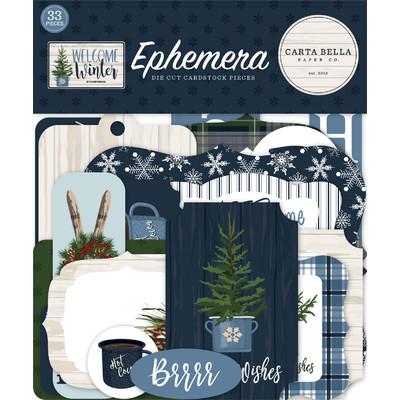 Ephemera, Welcome Winter