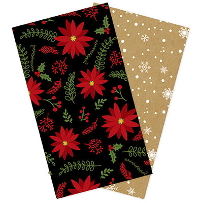 Travelers Notebook Insert, Celebrate Christmas - Lined