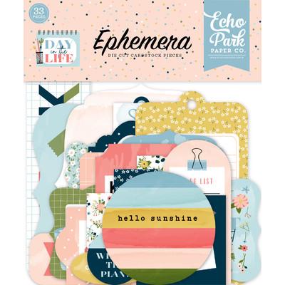Ephemera, Day in the Life