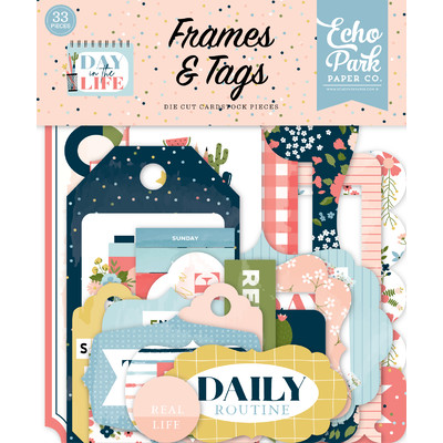 Frames & Tags, Day in the Life