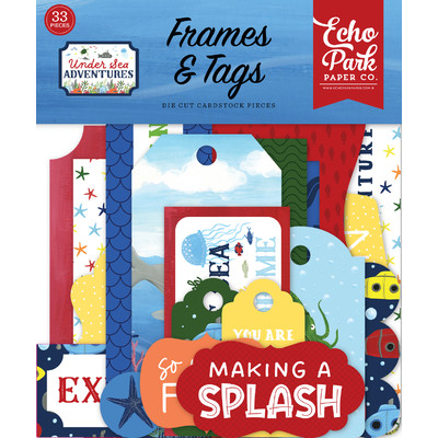 Frames & Tags, Under Sea Adventures