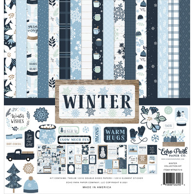 12X12 Collection Kit, Winter