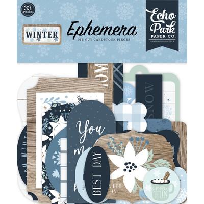 Ephemera, Winter