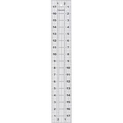 Ruler, 3X18 Acrylic