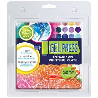 """Gel Press, 6x6"""""""