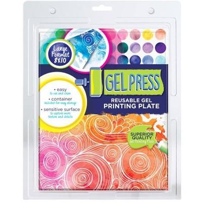 """Gel Press, 8x10"""""""