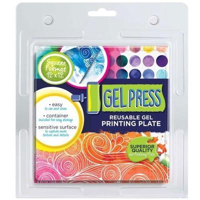 """Gel Press, 12x12"""""""