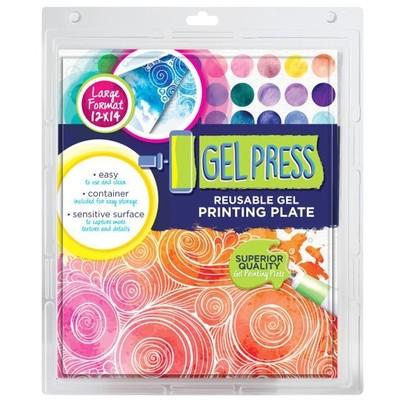 """Gel Press, 12x14"""""""