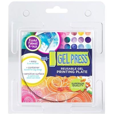 "Gel Press, 4"""