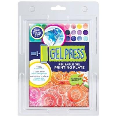 """Gel Press, 5x7"""""""