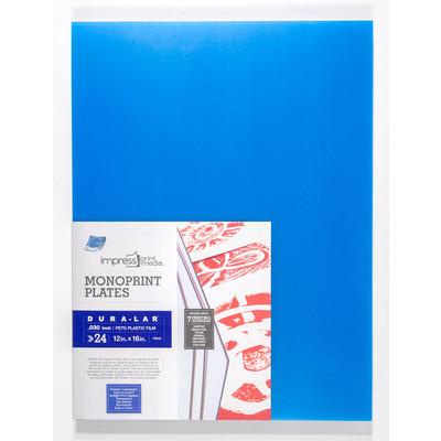 "Impress Print Media Monoprint Plate, .030"" - 12"" x 16"" (24pc)"