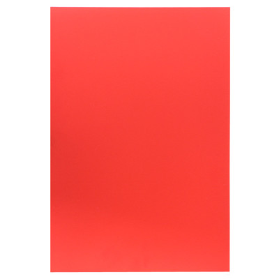 "Metallic Foil Board, Red - 20"" x 26"" (25 Pack)"