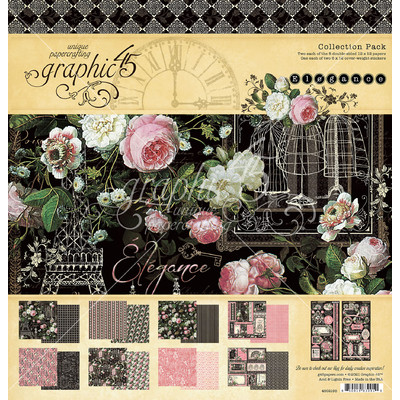 12X12 Collection Pack, Elegance