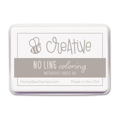 Bee Creative Ink Pad, No Line Coloring